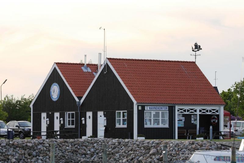 Spodsbjerg - Spodsbjerg Turistbådehavn / Langeland