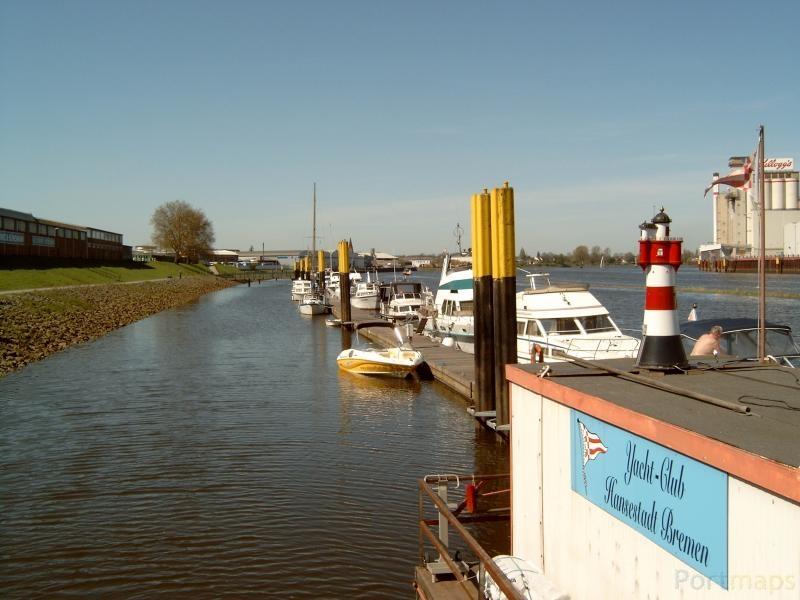 Bremen - Yacht-Club Hansestadt Bremen e.V.