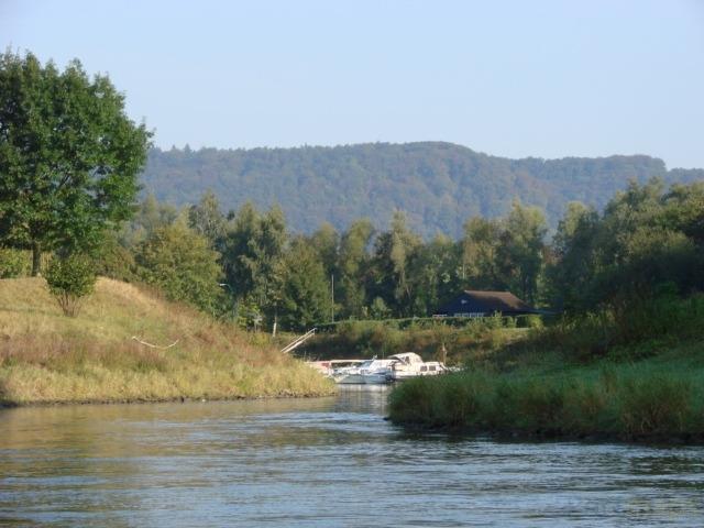 Höxter - Corvey - Motorbootclub Höxter