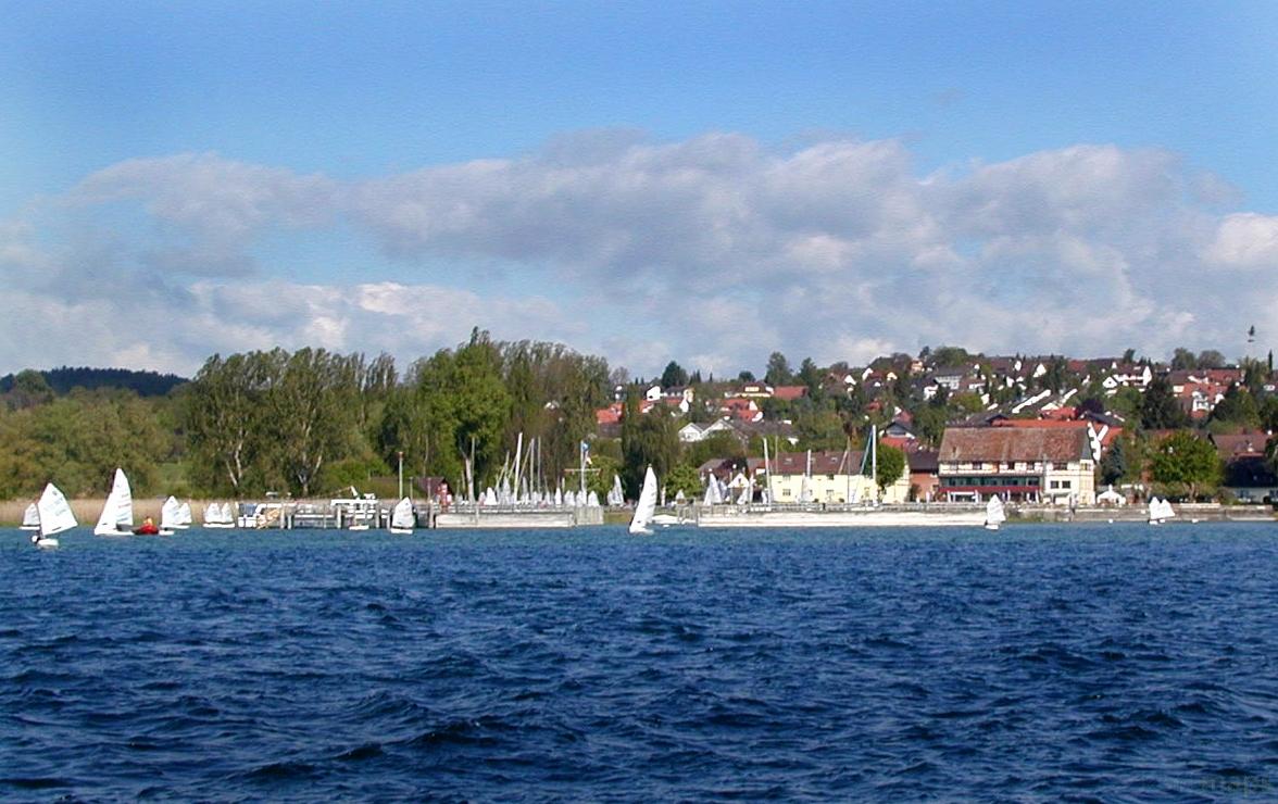 Bodensee - Hafen Horn / Untersee