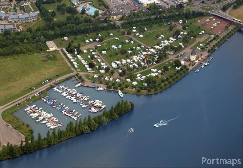 Yachthafen Schweich / Wassersport- & Freizeitzentrum Kreusch