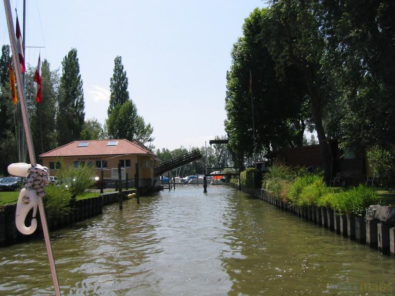 Bodensee Marina Rheinhof / Altenrhein