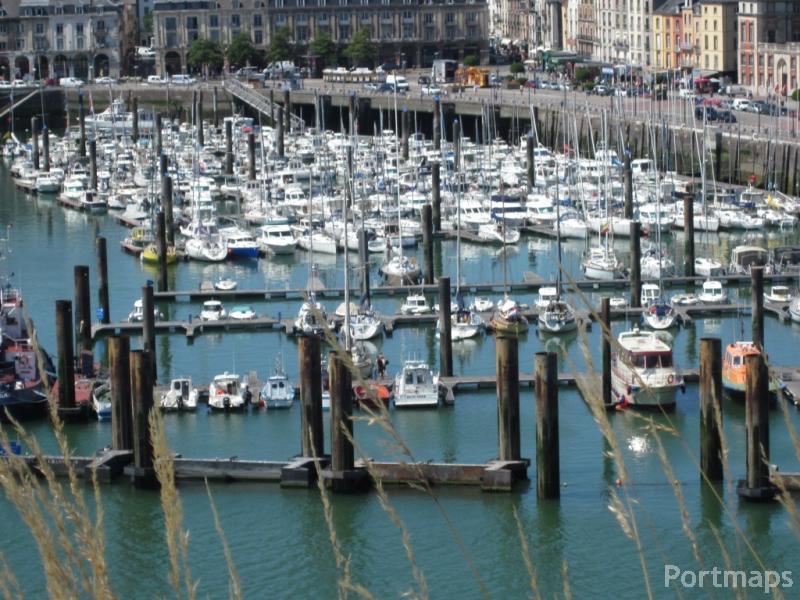 Dieppe Port de plaisance
