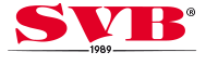 Logo of SVB GmbH, specialist for boat and yacht accessories