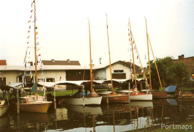 Demmin Wasserwanderrastplatz Hansestadt Demmin