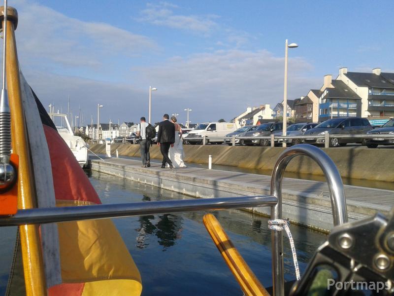 Hafen arzon port du crouesty - Port du crouesty restaurant ...